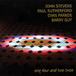 John Stevens: one four and two twos