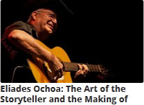Eliades Ochoa: The Art of the Storyteller and the Making of History