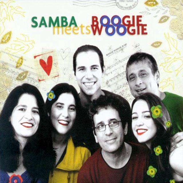 Mario Adnet - Samba Meets Boogie Woogie
