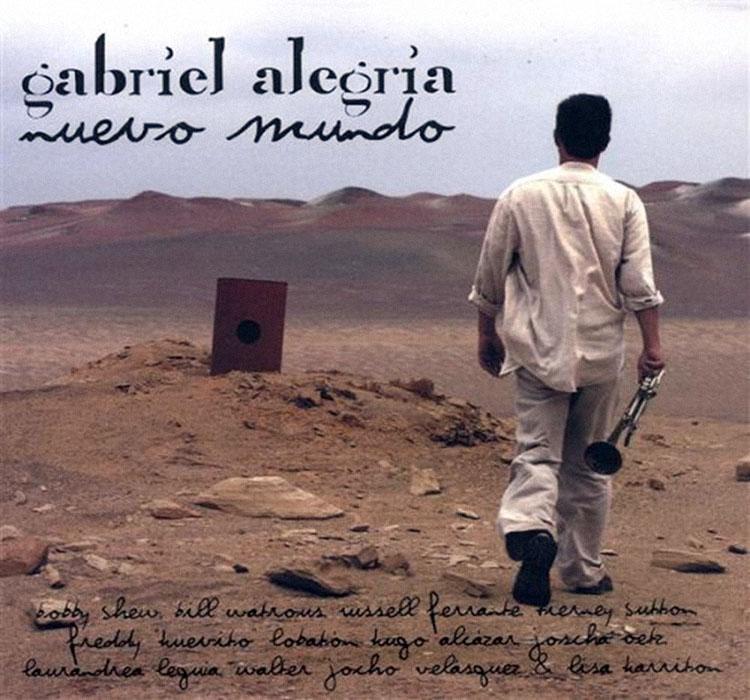 Gabriel Alegria - Nuevo Mundo