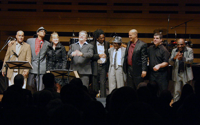 Jane Bunnett and The Cuban Piano Masters at Koerner Hall