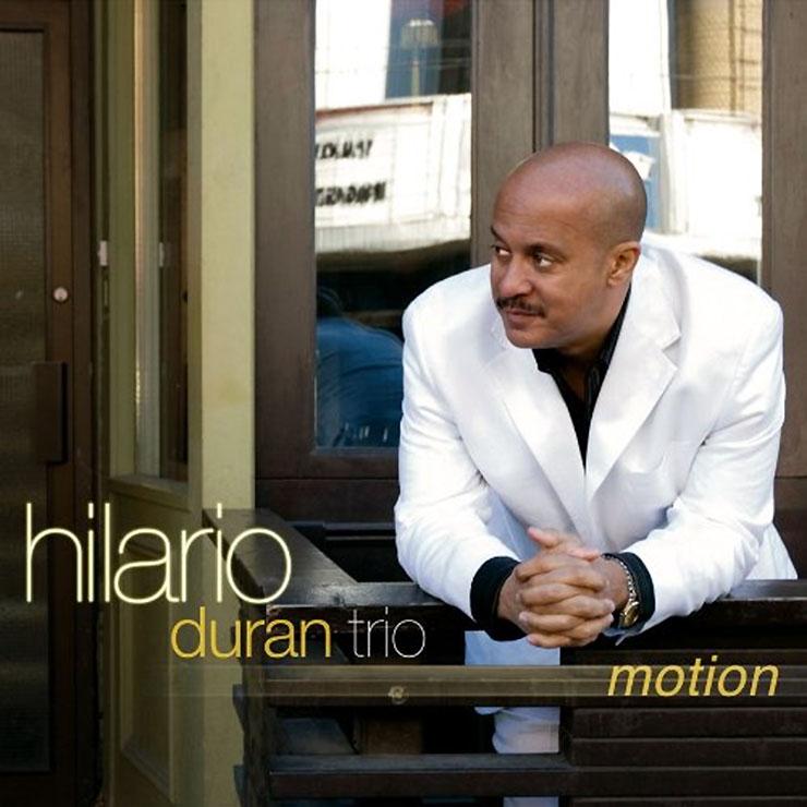 Hilario Duran Trio - Motion