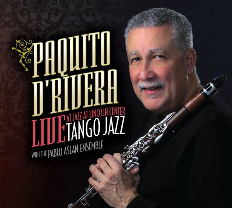 Paquito D'Rivera - Tango Jazz