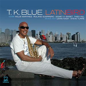 TK Blue - Latin Bird