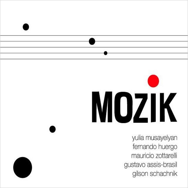 Gilson Schachnik and Mauricio Zottarelli - Mozik