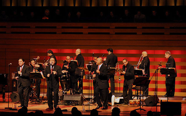 Spanish Harlem Orchestra at Koerner Hall in Toronto