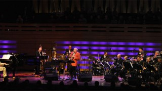 Hilario Duran Big Band with Paquito D'Rivera