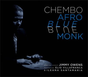 Afro Blue Monk CD