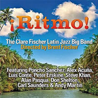 The Clare Fischer Latin Jazz Big Band - Ritmo