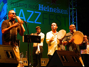 Puerto Rico Heineken JazzFest 01