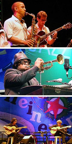 Puerto Rico Heineken JazzFest 03