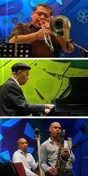 Puerto Rico Heineken JazzFest 04
