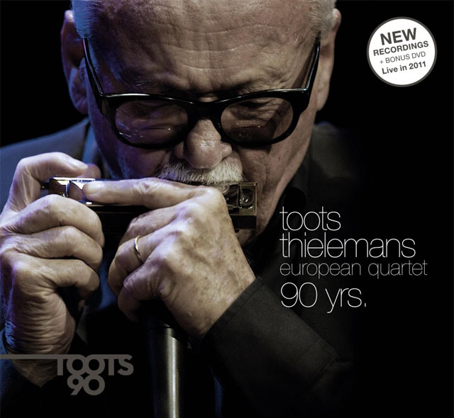 Toots Thielemans European Quartet - 90 Years