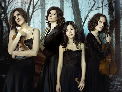 Cecilia String Quartet 1
