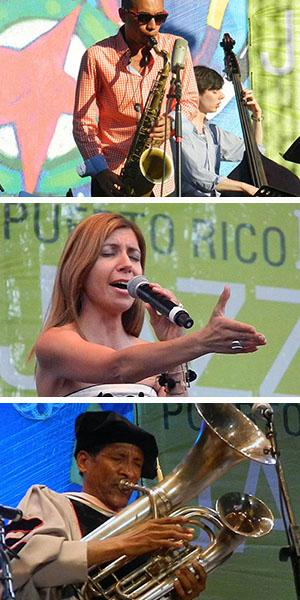 Puerto Rico Heineken JazzFest 05
