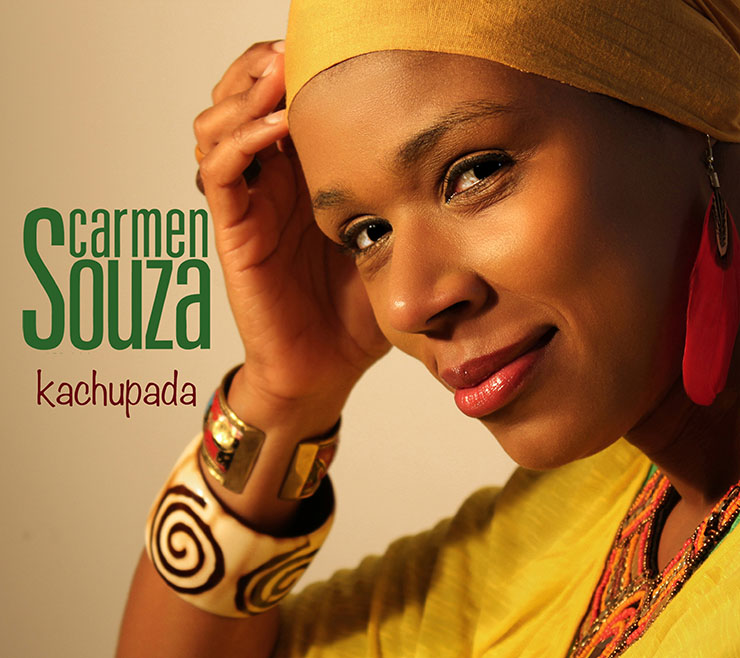 Carmen Souza - Kachupada