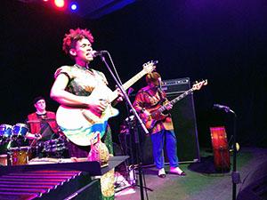 Carmen Souza - Ottawa Jazz Festival 2013