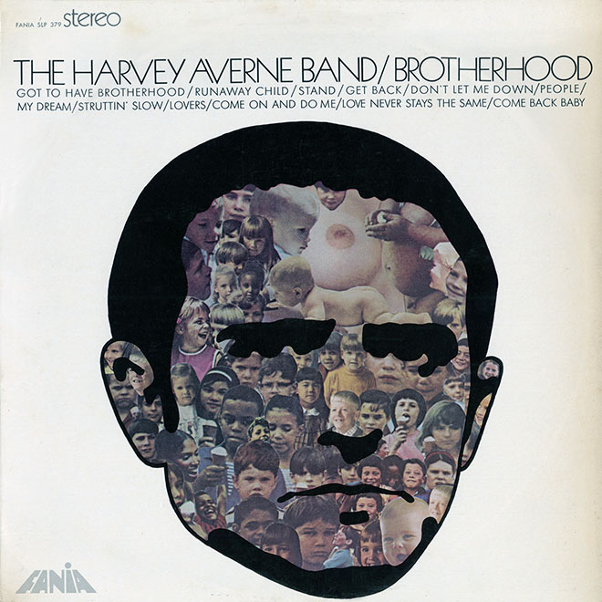 The Harvey Averne Band - Brotherhood - 2