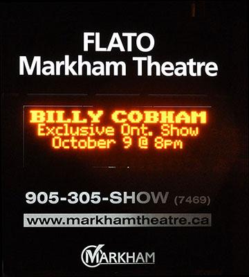 Billy Cobham and Spectrum 40 - 00