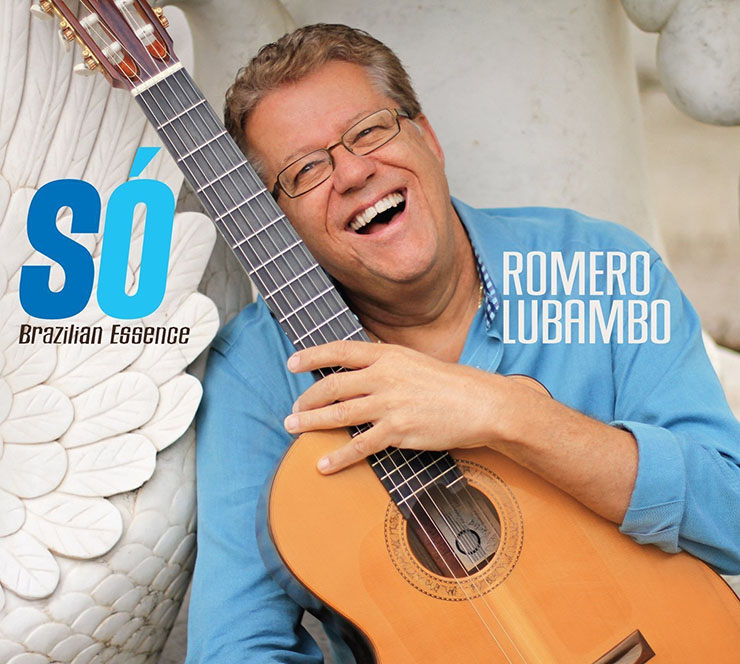 Romero Lubambo - So Brazilian Essence