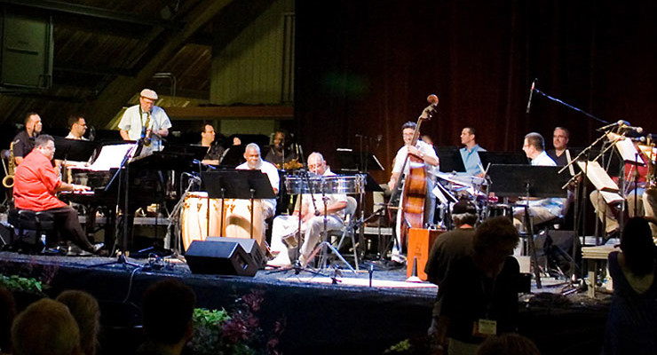"World Premiere of ""Afro Latin Jazz Suite"""