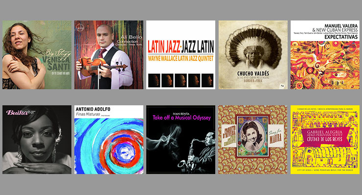 Best Latin Jazz Albums of 2013 – Part II