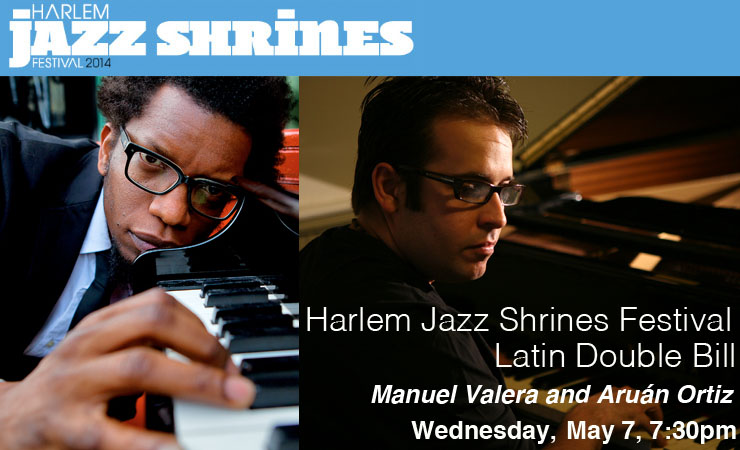 Harlem Jazz Shrines 2014