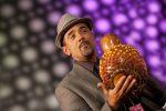 Percussionist, Composer, Educator John Santos