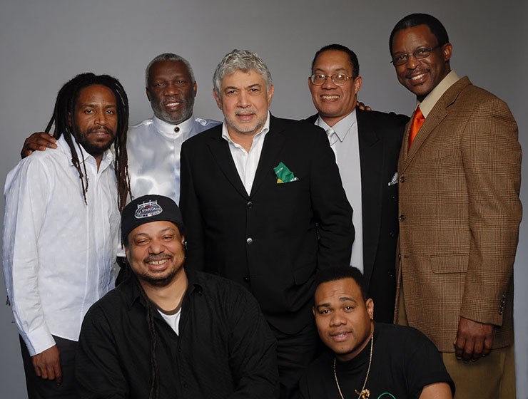 Monty Alexander and the Harlem-Kingston Express