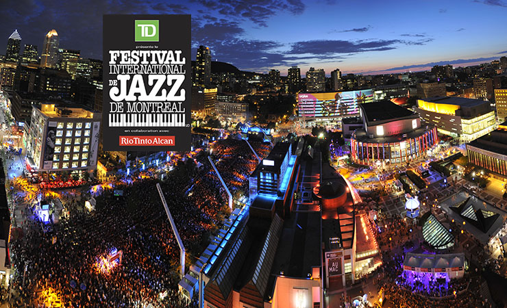 Montreal JazzFest - Victor Diaz Lamich