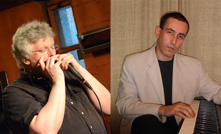 Hendrik Meurkens and Misha Tsiganov