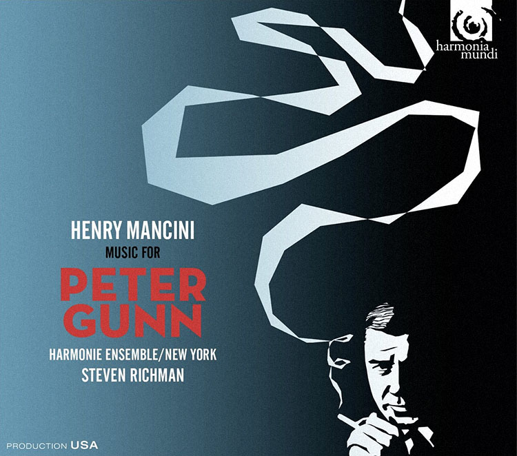 Music for Peter Gunn - Harmonie Ensemble New York