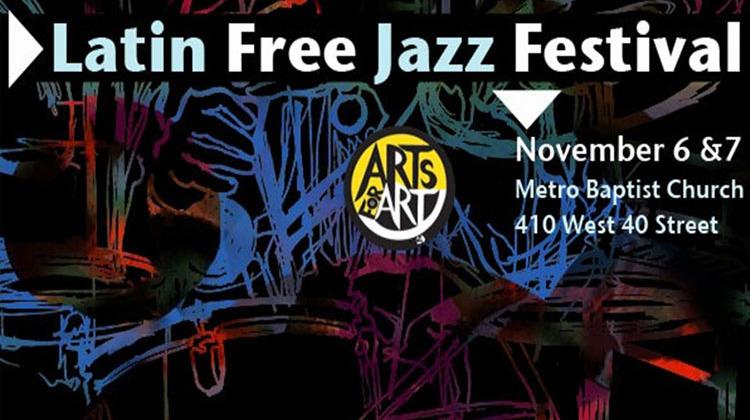 LatinFree Jazz at Metro Baptist Church, NYC