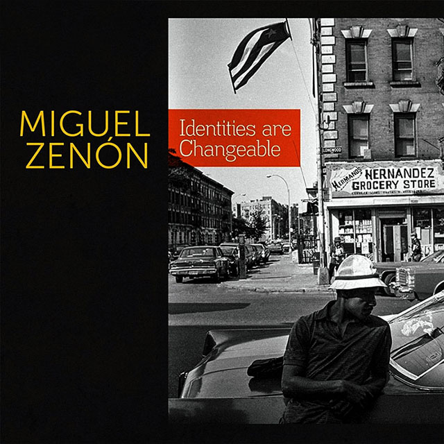 Miguel Zenon - Identities are Changeable - LJN
