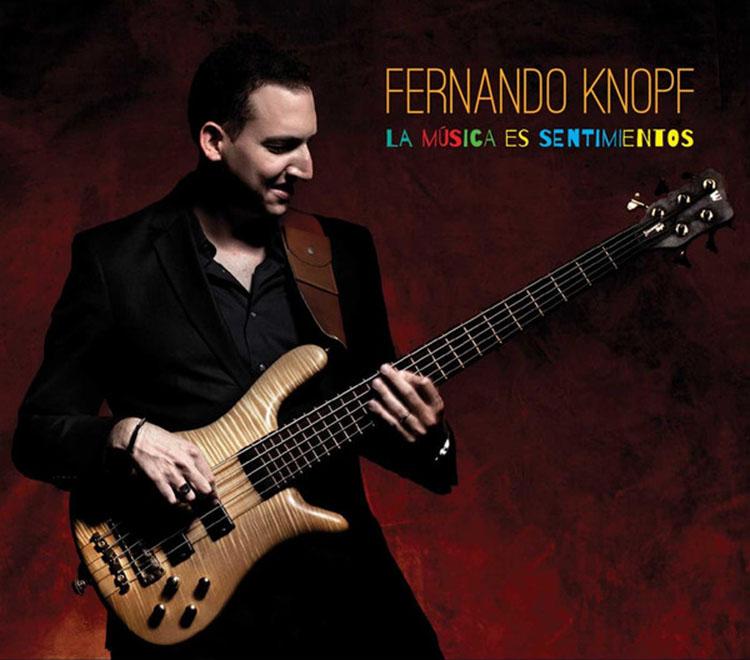 Fernando Knopf - La Musica Es Sentimiento