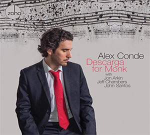 Alex Conde - Descarga for Monk cd cover