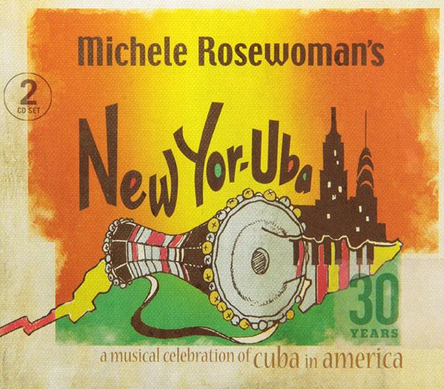 Michele Rosewoman New Yor-Uba