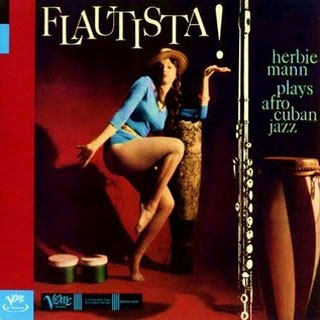 Herbie Mann Plays Afro Cuban Jazz - Flautista!
