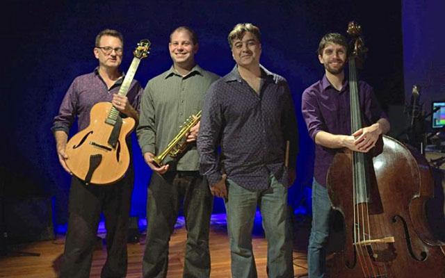 The Louis Romanos Quartet
