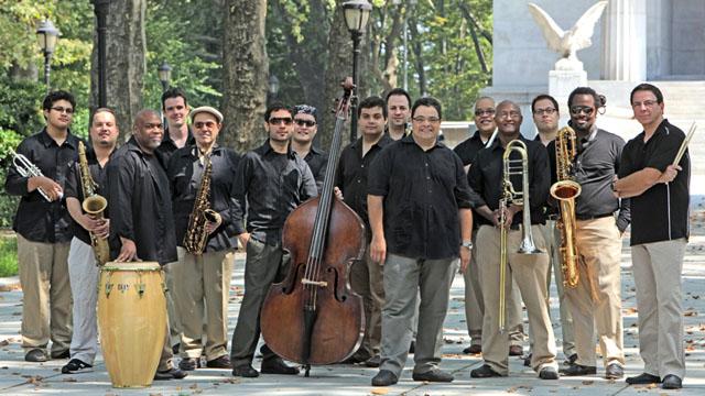 Arturo O'Farrill Afro Latin Jazz Orchestra LJN