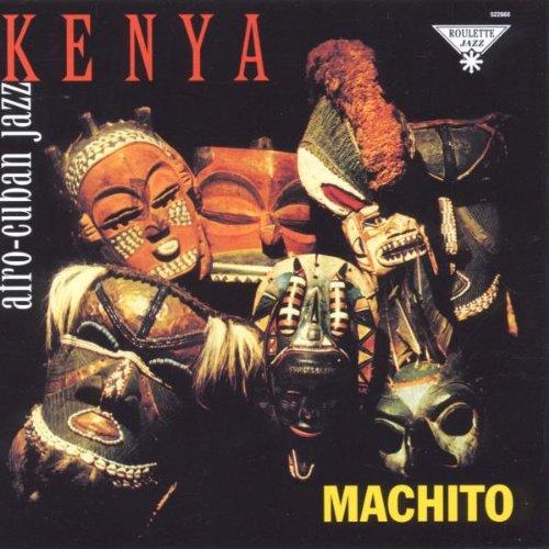 CD cover: Machito · Kenya
