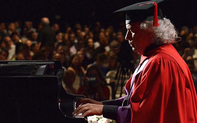 Manuel Obregon at York University Toronto
