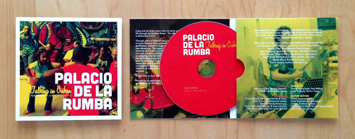 Talking In Cuban: Palacio de la Rumba - Latin Jazz Network