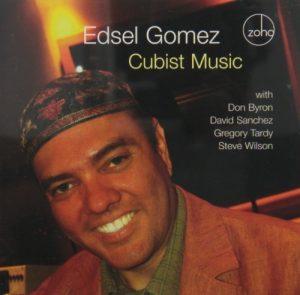 Edsel Gomez - Cubist Music