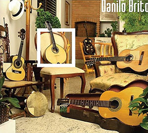 Danilo Brito Self-titled Album