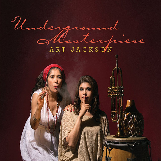 Art Jackson - Underground Masterpiece