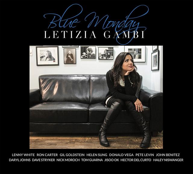 Letizia Gambi Blue Monday