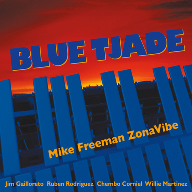 Mike Freeman ZonaVibe Blue Tjade