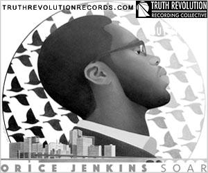 Orice Jenkins - Soar