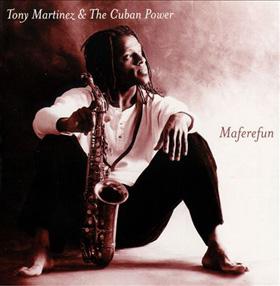 Tony Martinez Maferefun